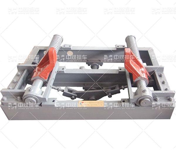 矿用阻车器