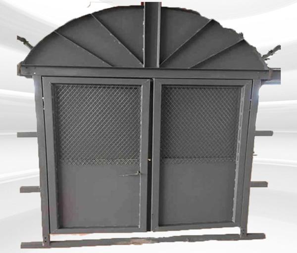 MFHSL1.61.8防火栅栏门