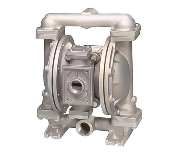 不锈钢防爆气动隔膜泵